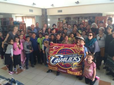 Holz Family with Cavs.jpg