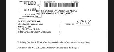 Blake Rogers grand jury filing