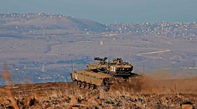 Four rockets fired from Syria on northern Israel