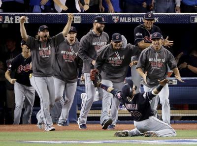 World Series Clevelands Big Year Baseball