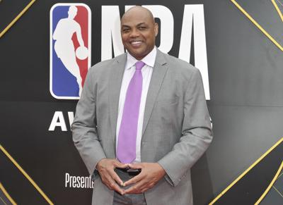 HBCU Donation Charles Barkley Basketball
