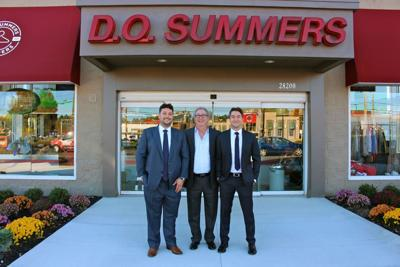 D.O. Summers Dry Cleaners