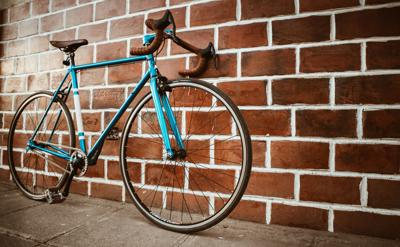 Stock bicycle bike