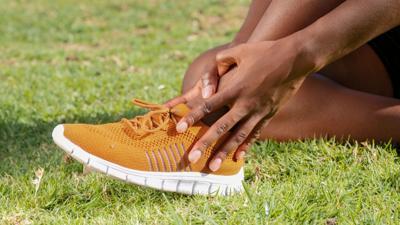 Stock foot pain health