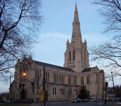 Calvary Episcopal Church in Pittsburgh