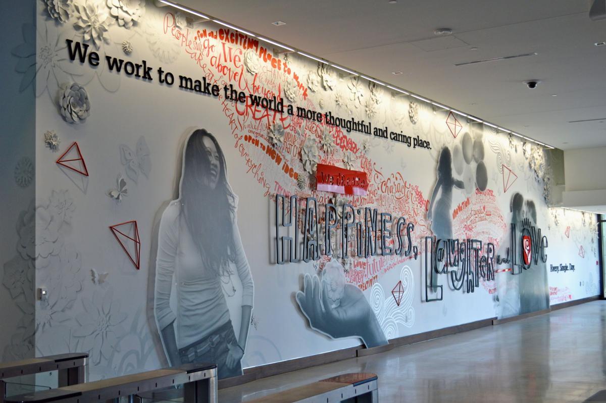 American Greetings Opens New World Headquarters At Crocker Park