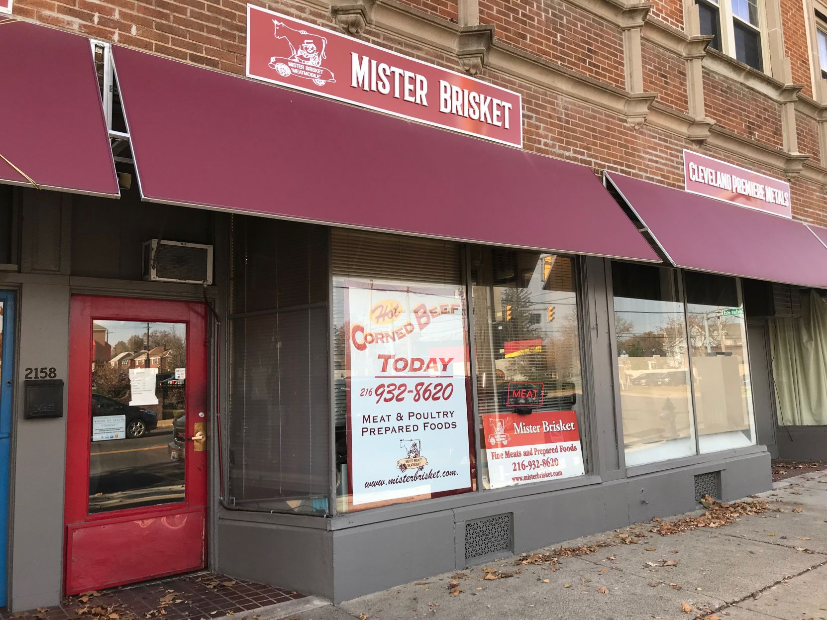 Mister Brisket exterior & Mister Brisket to expand add seating   Local News ...