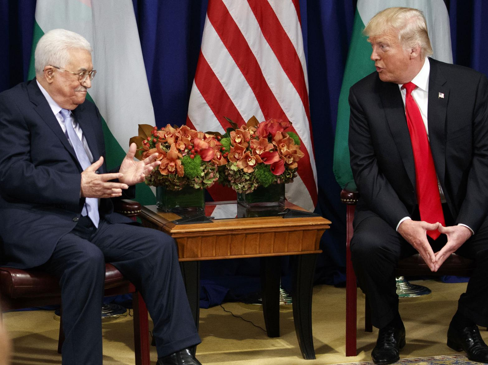 Trump negotiators welcome Abbas' recognition of Jerusalem as holy ...