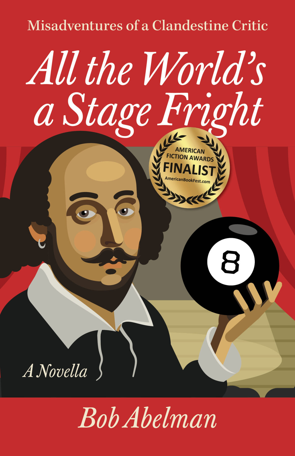 All the World's a Stage Fright: Misadventures of a Clandestine Critic award