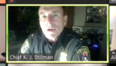 Beachwood Police Chief Kelly Stillman