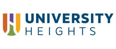 University Heights logo