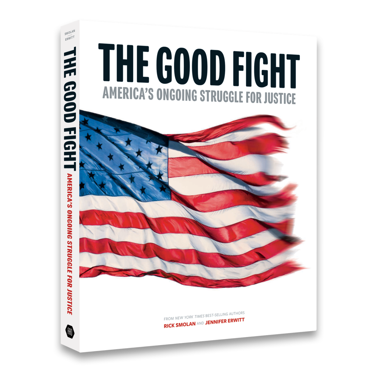 The good fight book sleeve