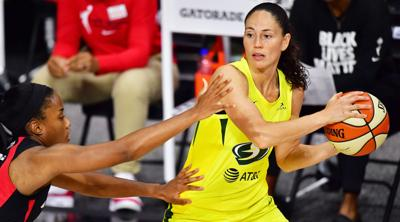 Sue Bird keeps breaking records in her 17th WNBA season