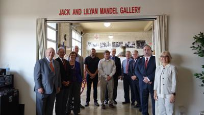 Jack, Joseph and Morton Mandel Foundation and the Western Reserve Fire Museum