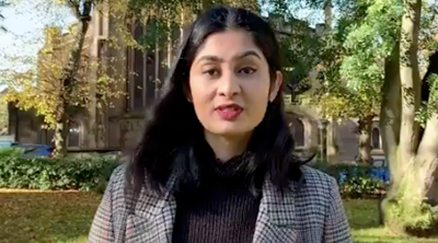 British Labour Party candidate said she would 'celebrate' deaths of Netanyahu, Blair and Bush