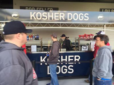 Kosher hot dog
