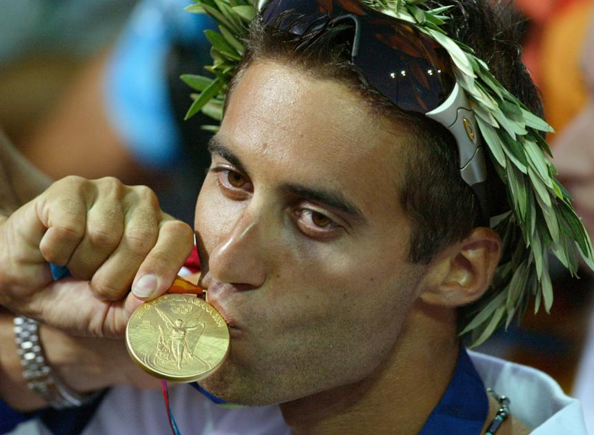 Israel's only Olympic gold medalist auctioning his medal