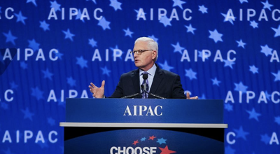AIPAC CEO and former Cleveland Hts. resident Howard Kohr