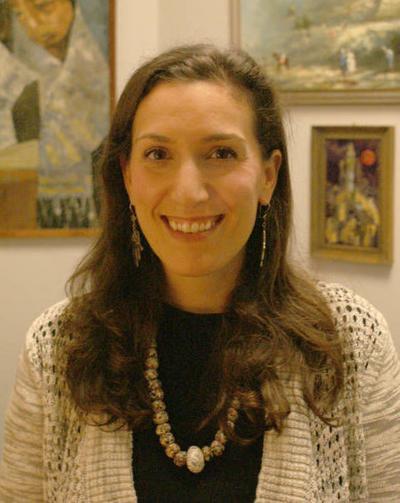 Rabbi Elyssa Joy Austerklein
