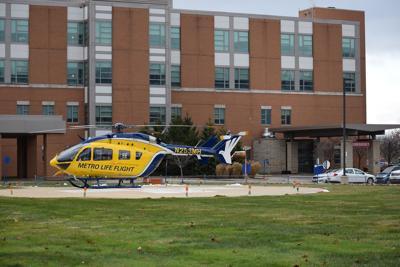 Metro Life Flight at TriPoint Medical Center