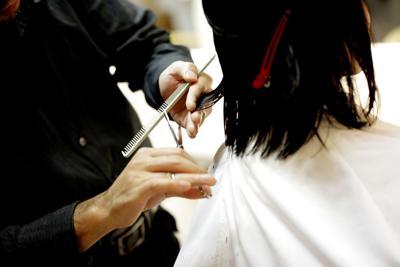 Stock hair cut