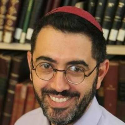 Rabbi Noah Benjamin Bickart