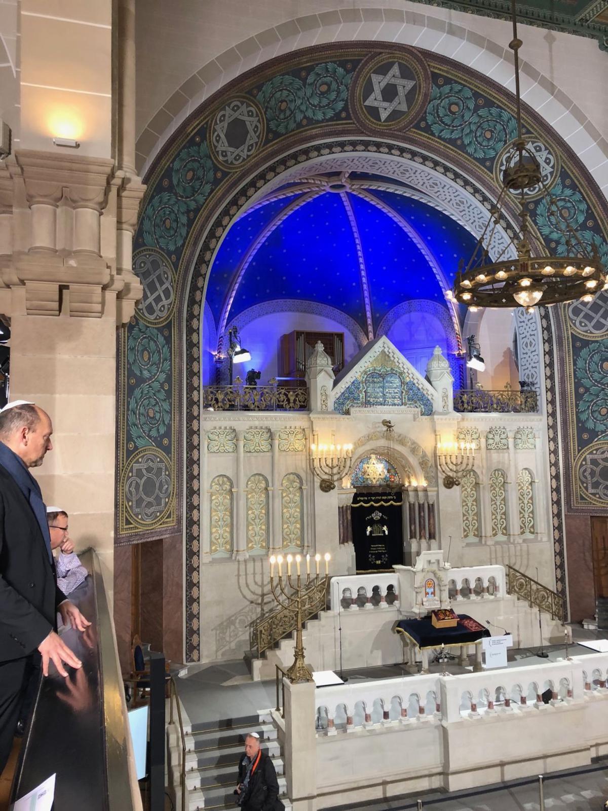 Synagoge Rykestrabe