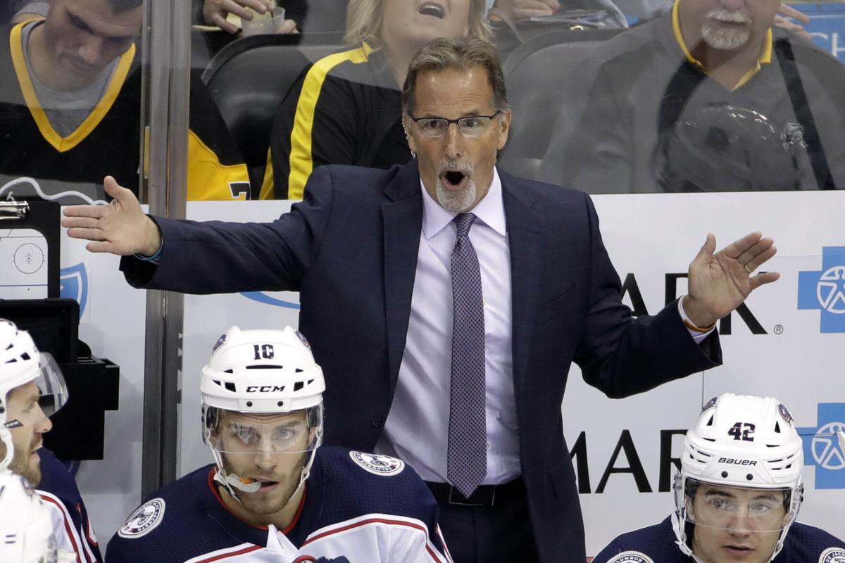 Blue Jackets Preview Hockey