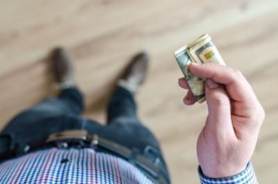Stock money philanthropy