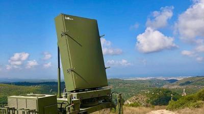 The ELTA Systems Multi-Mission Radar system