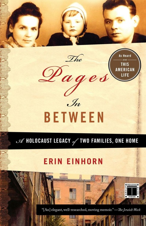 Seeking The Pages in Between her mother's life story