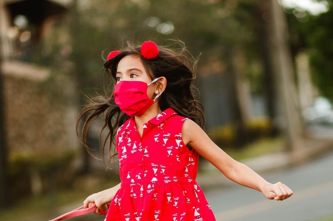 Stock mask kid