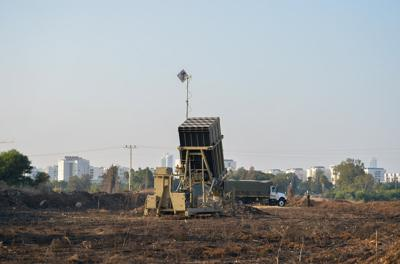 Israel delivers first Iron Dome defense system to the US Army