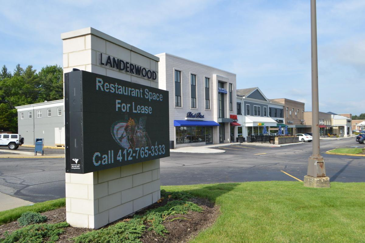 Landerwood plaza parking was the site of a shooting june 2 shortly after midnight