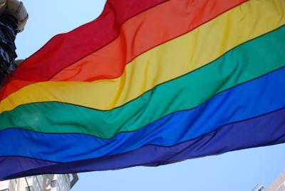 Gay rights flag