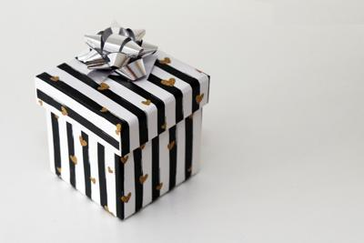 Stock gift