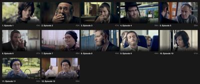 'Shtisel' on Netflix