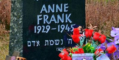 Anne frank toobstone