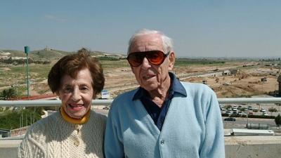Lottie and Howard Marcus