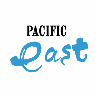 Pacific east logo