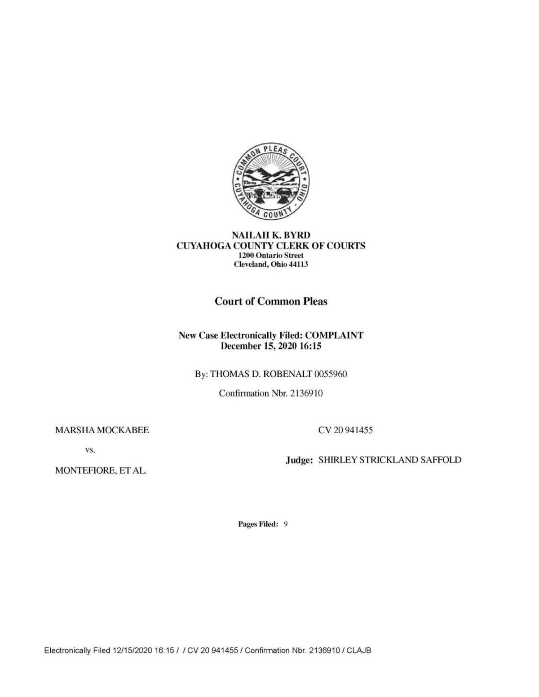 Mockabee lawsuit