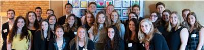 Hillel summer internship program concludes