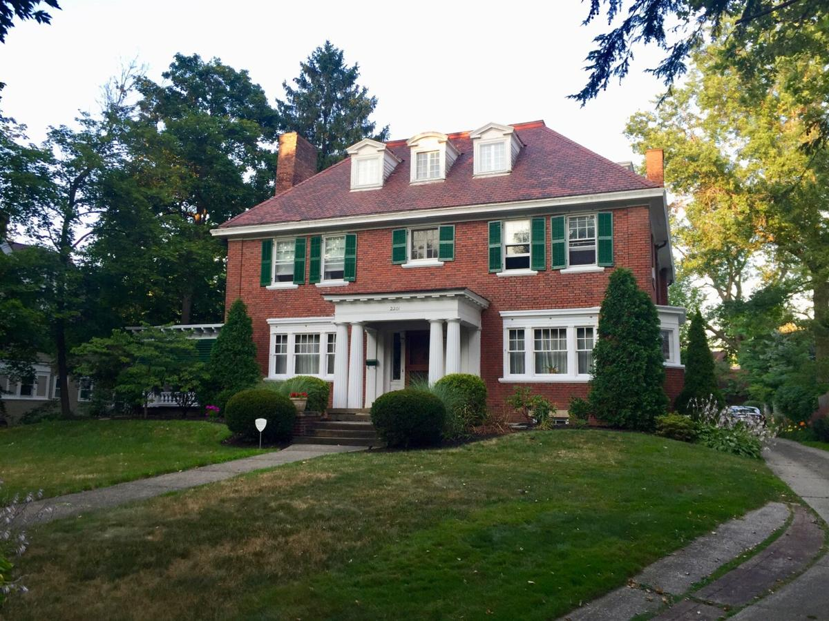 Cleveland Heights house