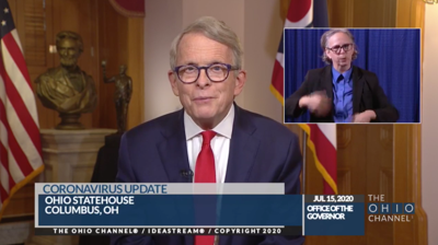 Gov Mike Dewine Implores Ohioans To Take Action Against Coronavirus Local News Clevelandjewishnews Com