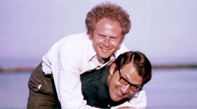 'Hello Darkness, My Old Friend' recounts a blind man's friendship with Art Garfunkel