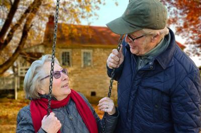 Stock elder senior care