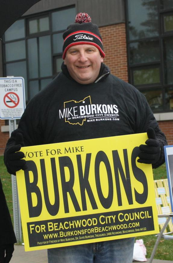 Mark burkons