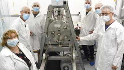 Tel Aviv University nanosatellite