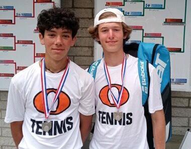 Orange tennis