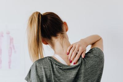 Stock health back pain